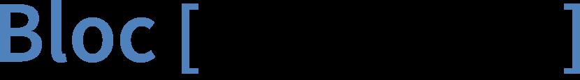 Bloc Consulting Logo