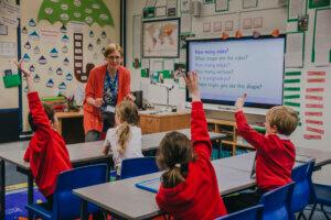 Acoustics in schools